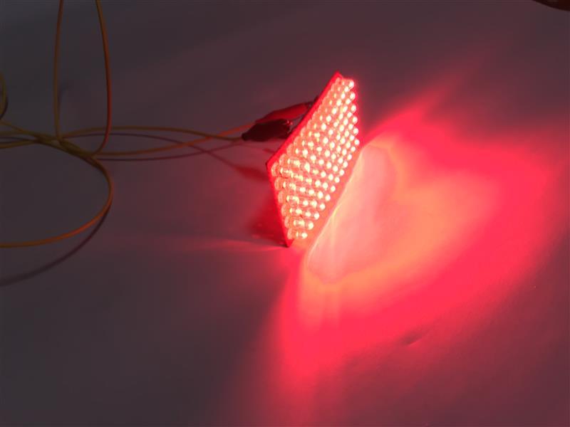 テールランプを激安LEDにしてみました。