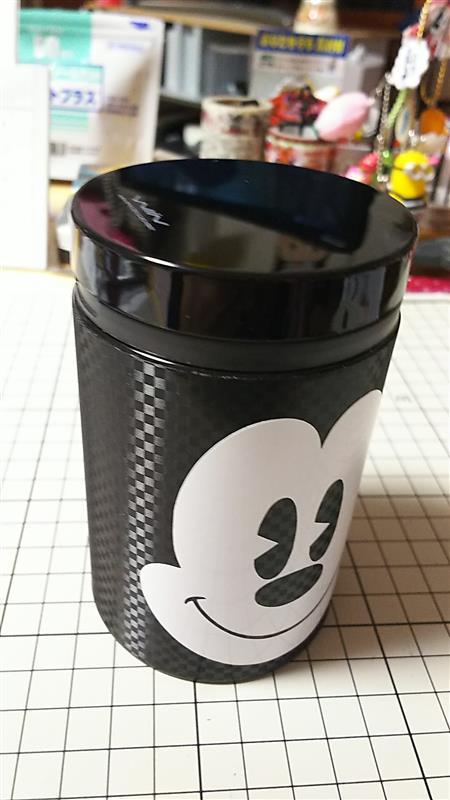 缶アッシュ デコデコ( ´艸`)