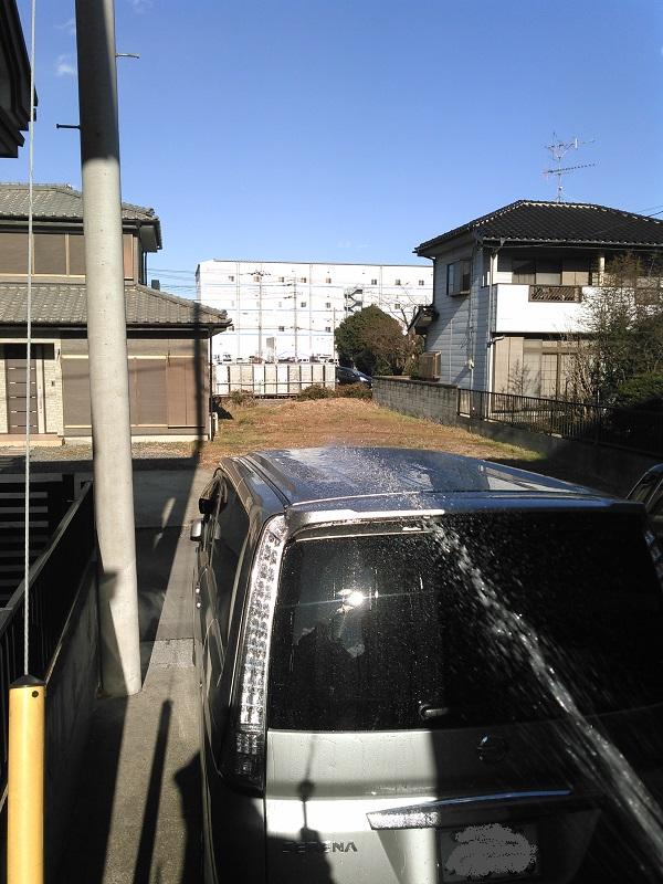 新年最初の洗車しました
