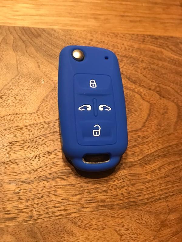 H30.1.11  KEYカバー VW