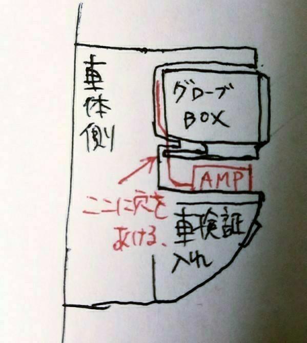 中華アンプ lepy LP-268 車載+α