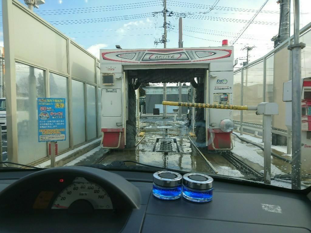 洗車(機械)