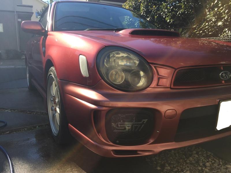 年明け初洗車