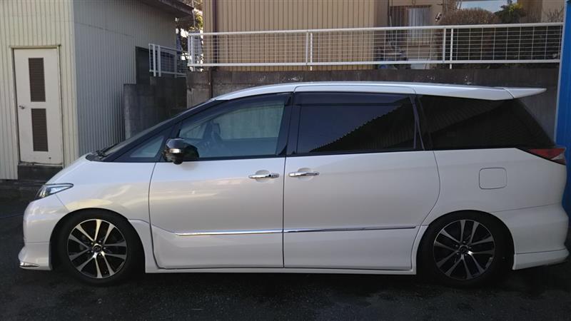 今年2回目の洗車・・・