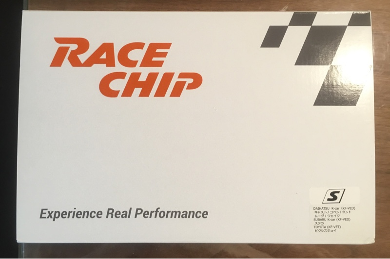 race chip one for k-car rconekLF400K取付(恒久)