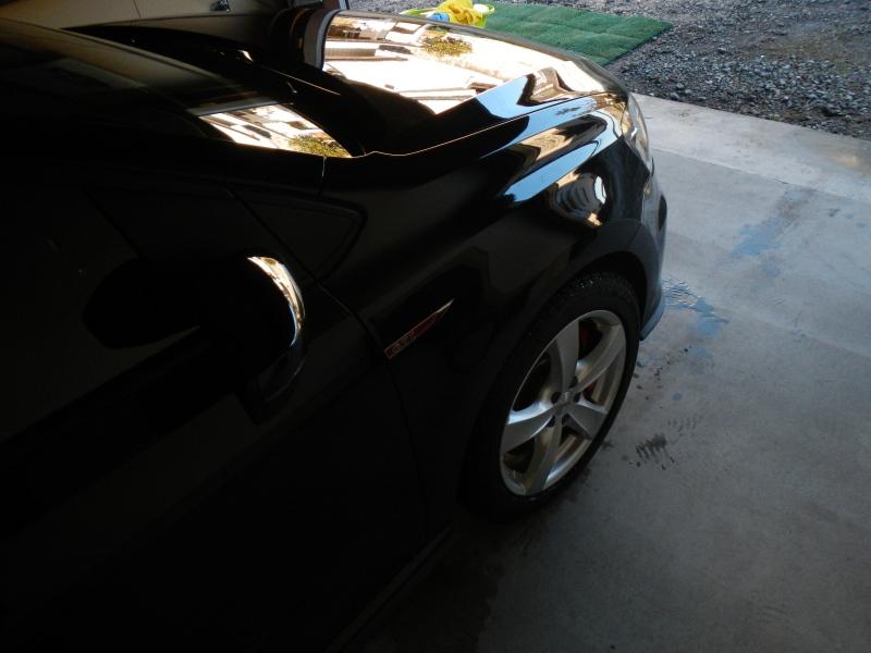 VW-P046(001) 洗車