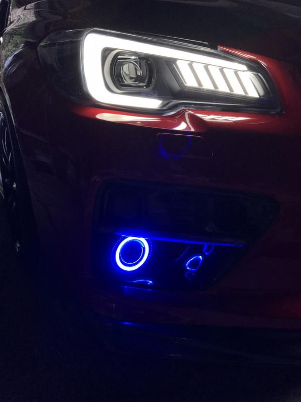 LIBERAL LED HEADLIGHT JAWS 光軸調整