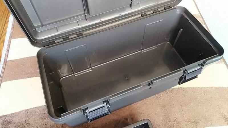 工具箱買い替え