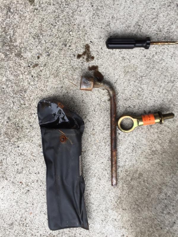 雨漏り修理part1