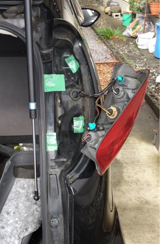 雨漏り修理part3