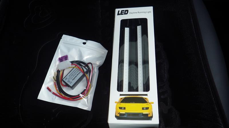 高輝度パネル型LEDライト取付