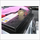 注入口は、500円硬貨を使用し緩めました。