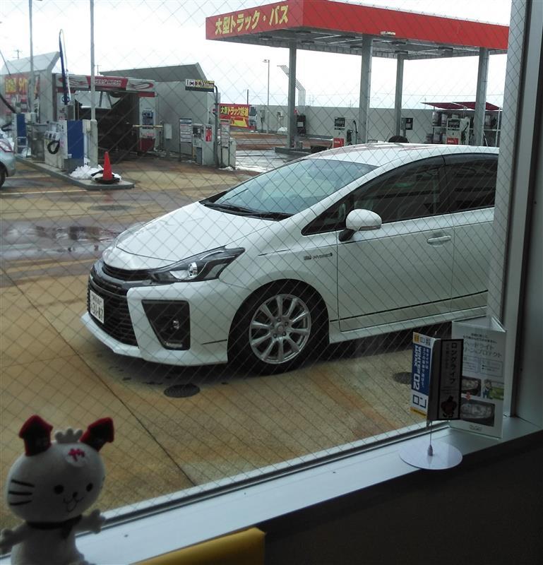 久しぶりのプレミアム手洗い洗車
