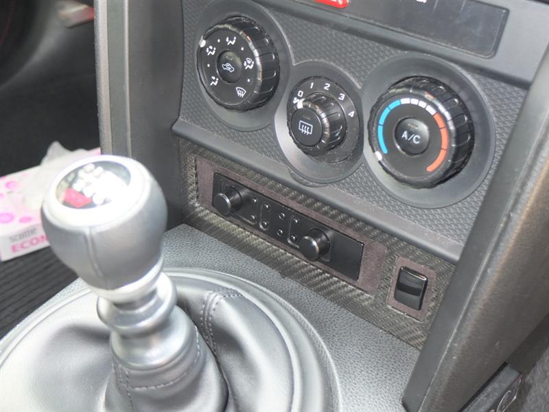 BRZ デジコア再調整、D52Nアルミバッフル取付け、スピーカー角度変更、あとなんか