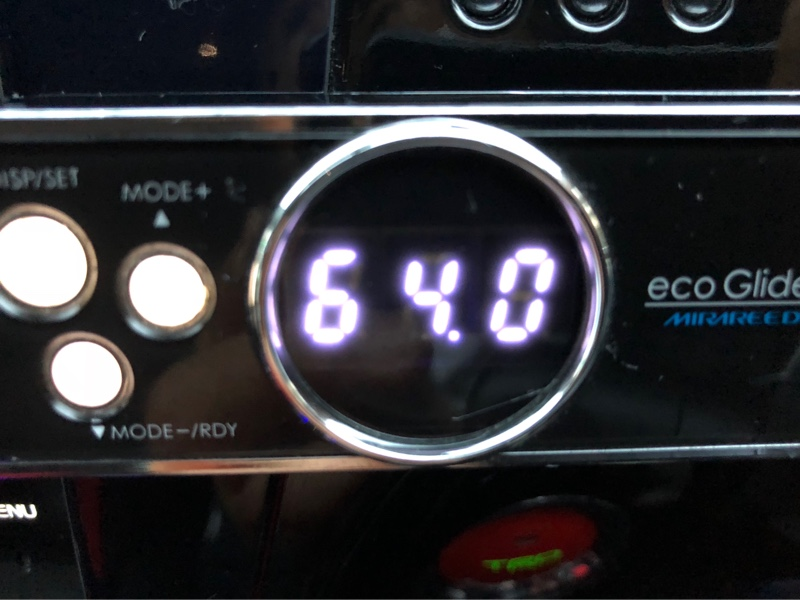 eco Glider GT+ 走行記録 1810★★