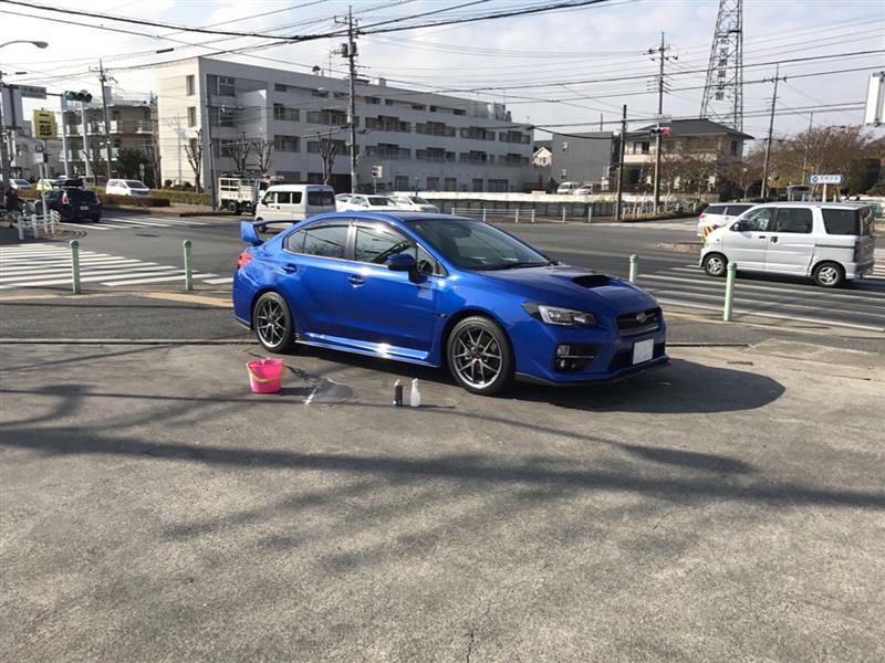 33回目洗車