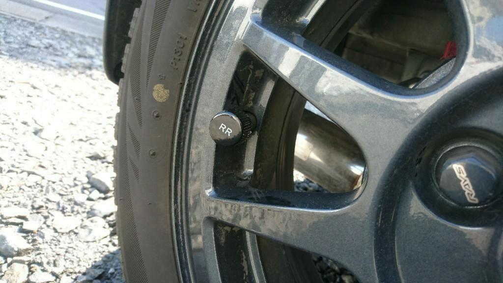 タイヤ空気圧モニタリングシステム導入