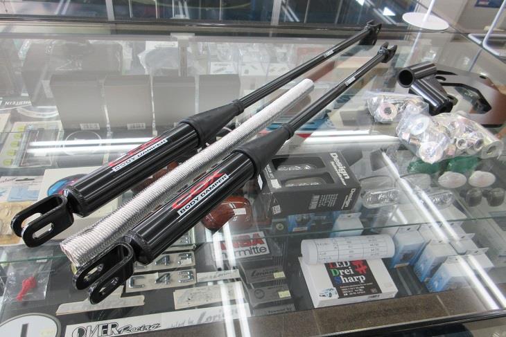 先行予約販売 アムゼックス MINI F56用 COXボディーダンパー
