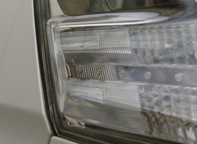 ヘッドライト ウレタン塗装(その2)