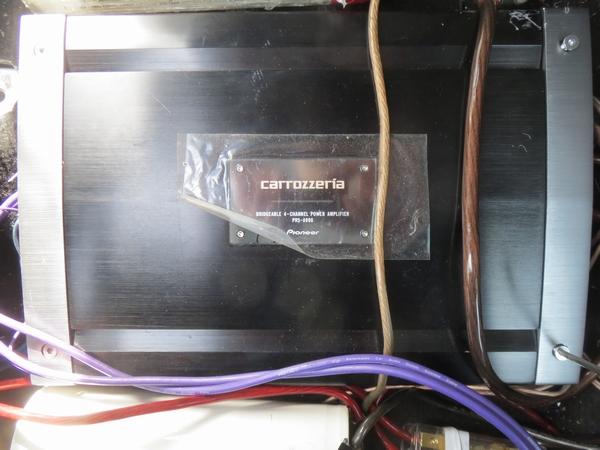 アンプ カロ PRS-A900
