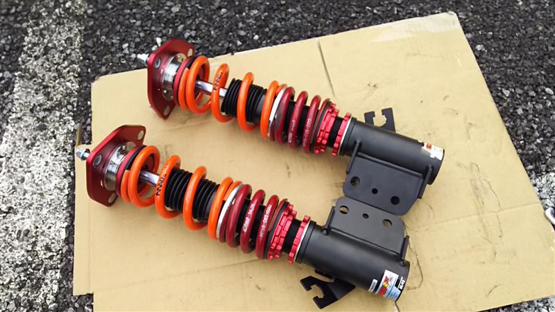 フロント ZZ-R + メイン14キロ + アシスト20キロ