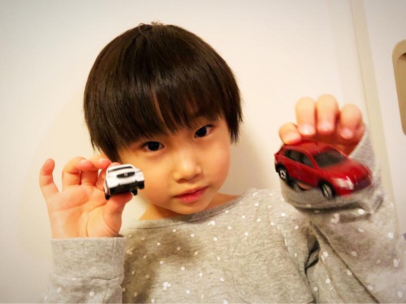 新型CX-5を求めてトミカショップへ!