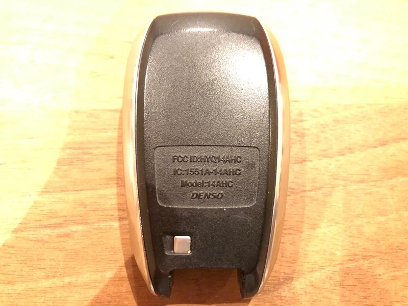 北米スバル純正アクセスキー 流用