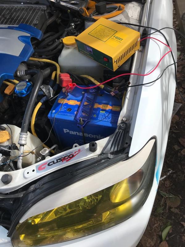 パルス!!バッテリー再生&充電