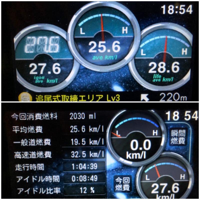 eco Glider GT+ 走行記録 1841★