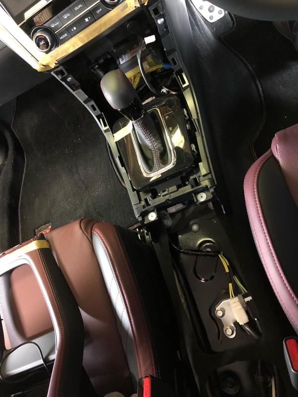 ドライブレコーダー取付 ND-DVR1