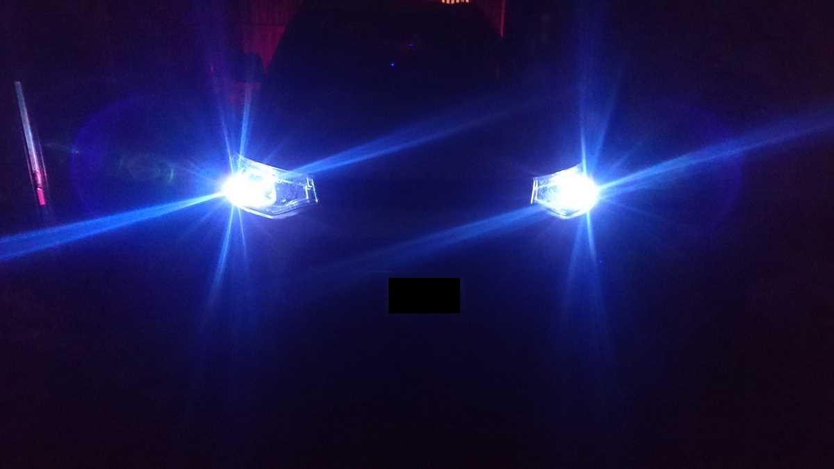 スモールランプ再LED化 続き