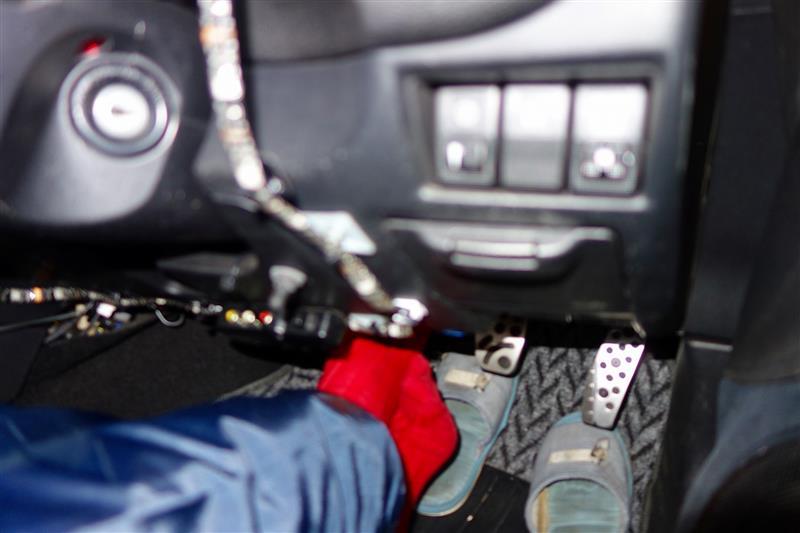 追作業(LEDテープ固定と冷却スプレータンク補修)