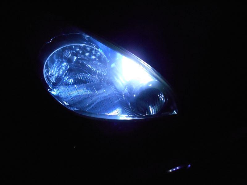 【取付】T10 LED球(ポジション球)補強してから取付