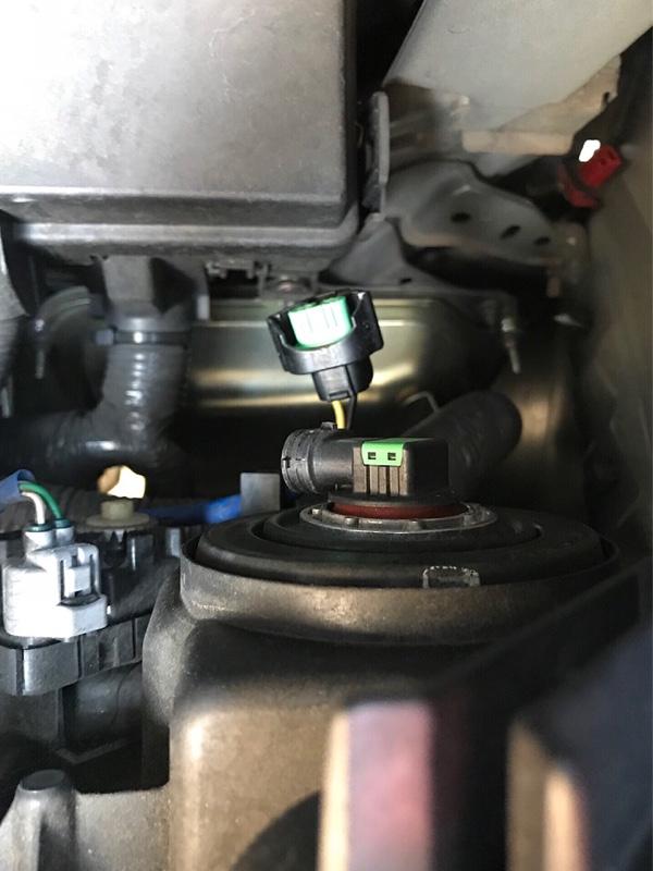 ヘッドライト ロー(H11) ハイビーム(HB3) LED化