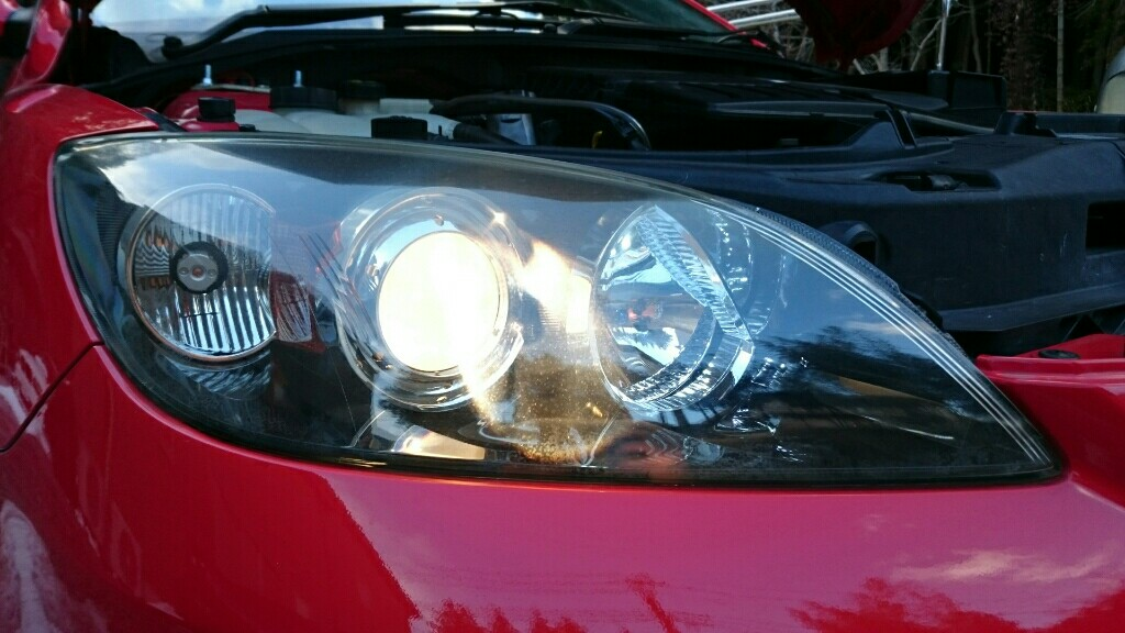 POLARG HEADLAMP4200K H7