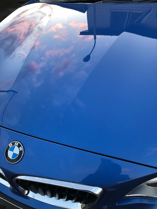 超久々に洗車しました💦