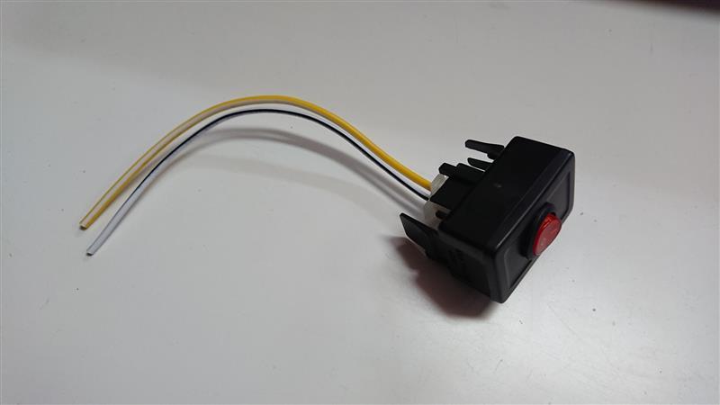 LED化に続いてオートライトキット取付け