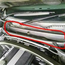 X3 BMW X3 E83 エアコンフィルター交換のカスタム手順1