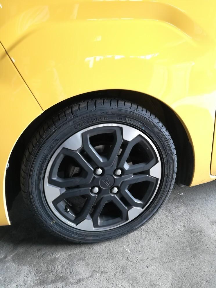 タイヤ交換(モータース実施)