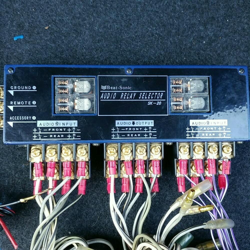 E60 音質向上計画5.1ch化①