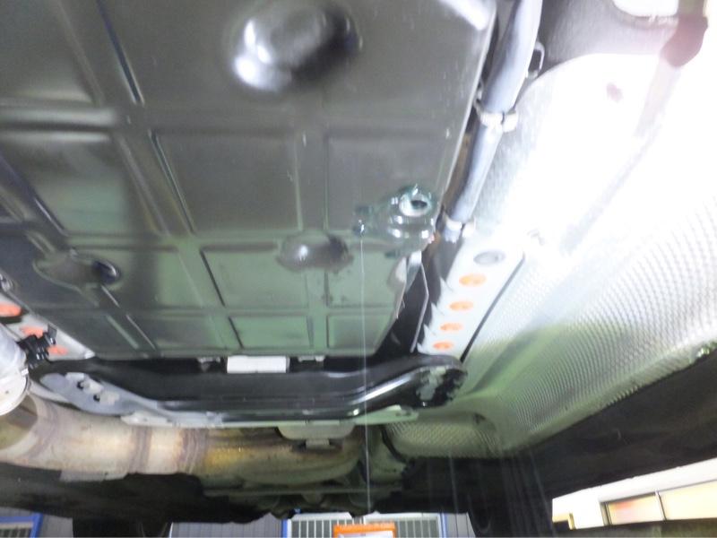 W212 後期 E350Bluetec ATF圧送交換