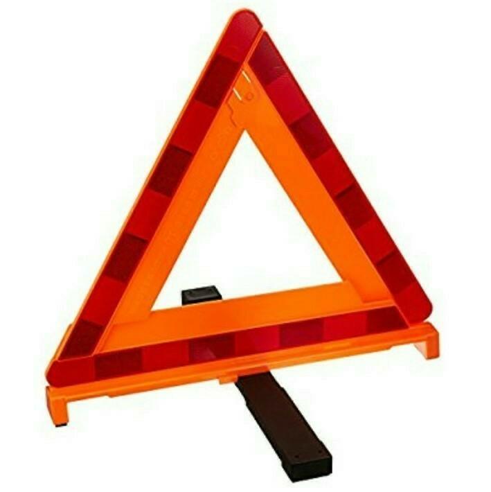 はじめての三角停止板