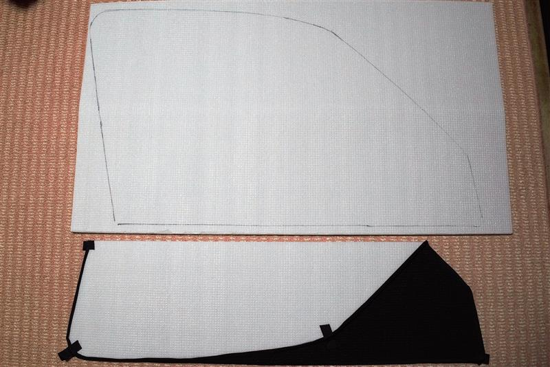 目隠しシェード、フロント部各種製作(2)
