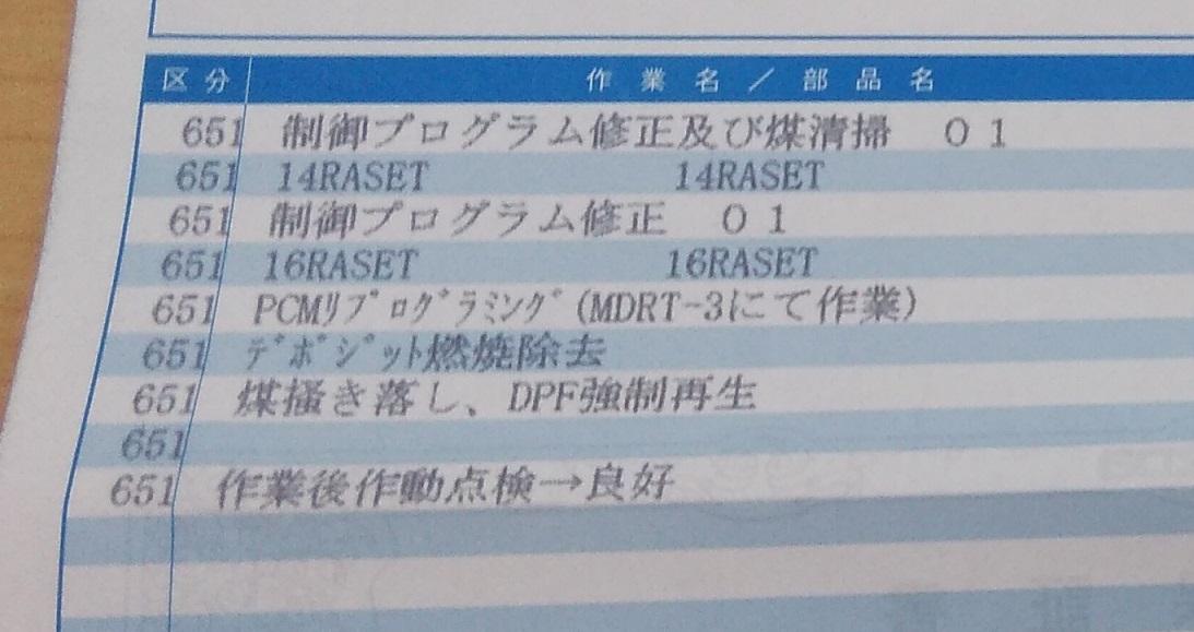 DJ5FSデミオディーゼル車のリコール2件とサービスキャンペーン1件。