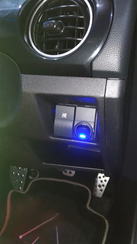 オートライト設置