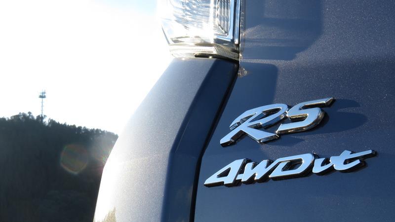 エンブレム作製 ワンオフな【RS 4WD T】