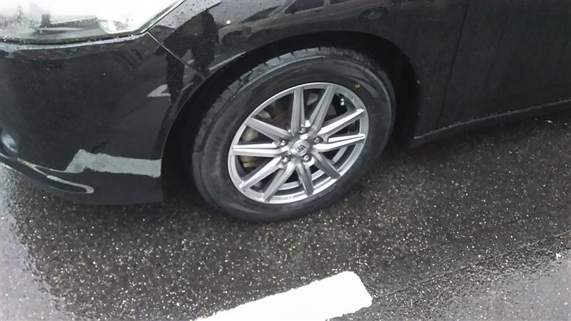 タイヤ、ホイール交換(16インチダウン)