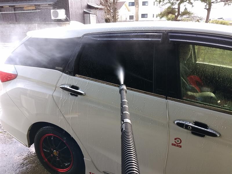 とことん洗車⑦