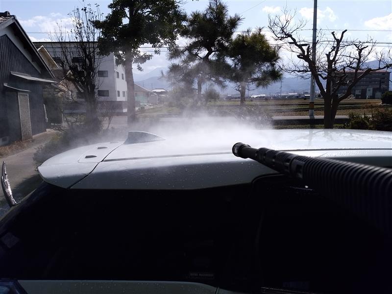 とことん洗車⑨