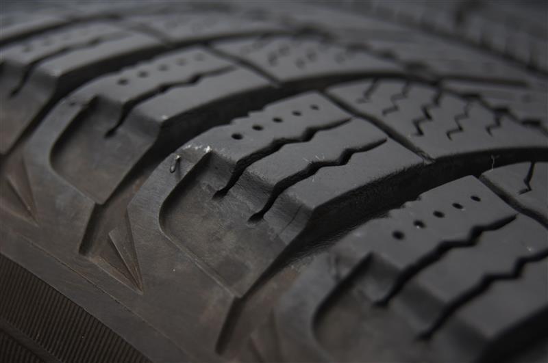 タイヤ交換(冬仕様)